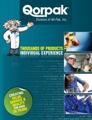 THoUSANDS of PRoDUCTS INDIVIDUAL ExPERIENCE - Midland ...