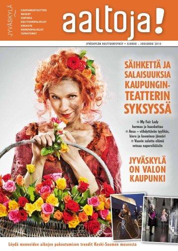 Lehden PDF-versio sivut 1-15 - Jyväskylän kaupunki