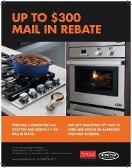 DCS Promotion Canada - Universal Appliances