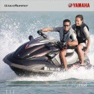 Yamaha Waverunner 2009 - bei Marina Wassersport