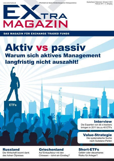 aktiv vs passiv - EXtra-Magazin
