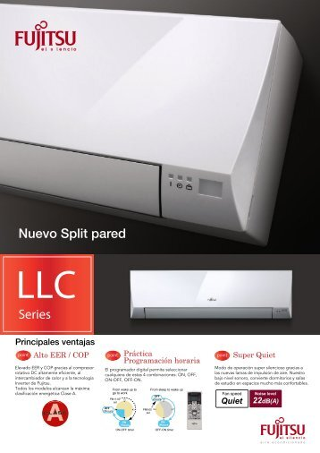 Nuevo Split pared - Suministradora