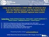 2 Perez Carlos : Long-term simulations (1958-2006)