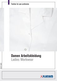 Damen Arbeitskleidung Ladies Workwear