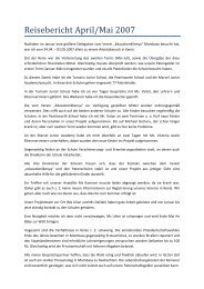 Reisebericht April/Mai 2007 im Format PDF ... - Education4kenya
