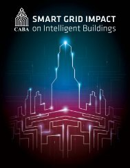 CABA SGIB report.indd - Continental Automated Buildings Association