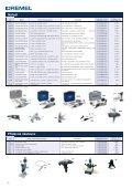 Bosch Dremel cenik 13 CZ_3.indd - pollet - Page 2