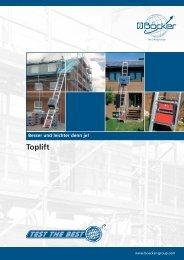 Toplift - Albert Böcker GmbH & Co. KG