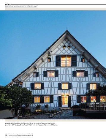 Artikel downloaden - Architekturbüro Dr. Schmitz-Riol