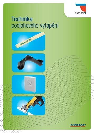 Systém PE-Xc a PB trubky - PRIMA - KLIMA Pardubice