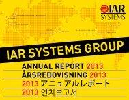 IAR 2013 UK index