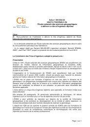 ensg_creteil_avis_20130403 - Commission des Titres d'Ingénieur