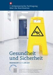 Gesundheit und Sicherheit