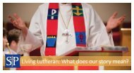 Living Lutheran: What does our story mean? - Saint Paul Area Synod