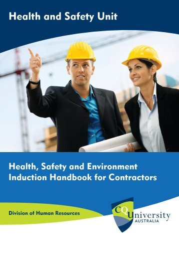 Health, Safety and Environment Induction Handbook for Contractors