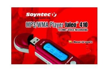 Manual de usuario - Soyntec