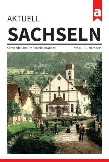 Gemeinde Sachseln 2014-11