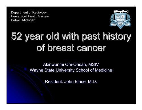 Leptomeningeal Carcinomatosis pdf - Henry Ford Health System