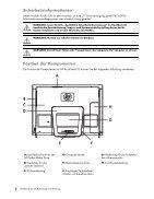 Handbuch für die Aufrüstung und Wartung - Seite 6