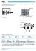 data sheet DW - HD -61 - M30-610 - Page 2