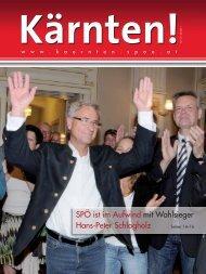 Juli 2011 - 3DAK - SPÖ