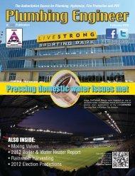 open issue - Plumbing Engineer