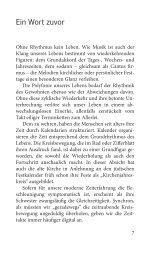 Vorwort - Claudius Verlag