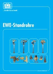 EWE-Standrohre
