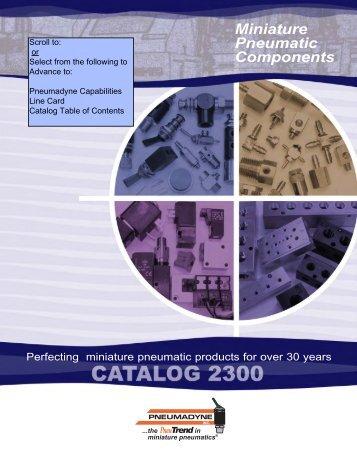 Full Line Catalog 2300.pdf - Automatisation Pneumac Inc.