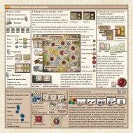 Material del juego y preparación - Malz Spiele