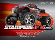 6708/6708L Manual - Traxxas