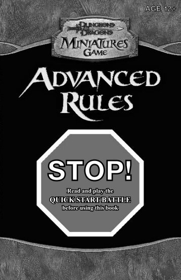 Game rules - DDM Guild