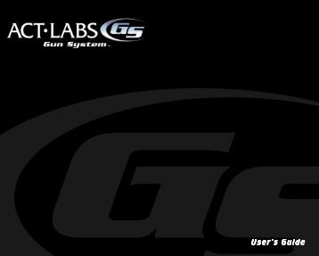 GS Manual - Final - Act Labs