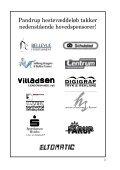 Hestevæddeløb i Pandrup 19. august program - Skive Trav - Page 3