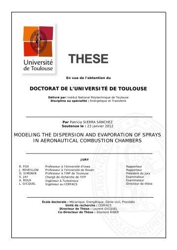 Lire la première partie de la thèse - Les thèses en ligne de l'INP ...