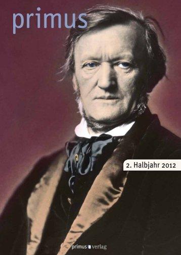 2. Halbjahr 2012 - Primus Verlag GmbH