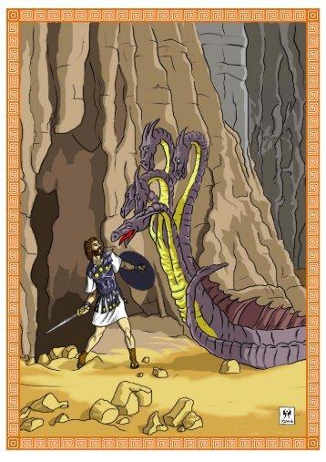 Maze Master's Aegis - Mazes & Minotaurs - Free