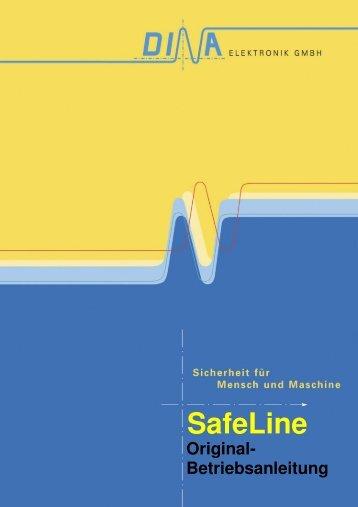 Der direkte Weg zur sicheren Automation - DINA Elektronik Gmbh
