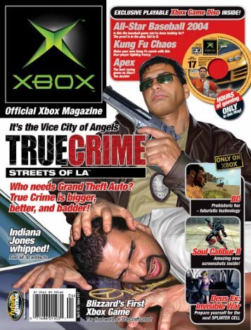 T - Official Xbox Magazine