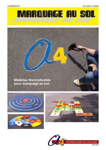 D-MARQSO en pdf - A4 Technologie