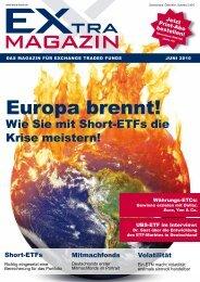 Europa brennt! - EXtra-Magazin