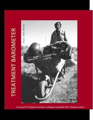 Treatment Barometer Report.pdf - SAfAIDS