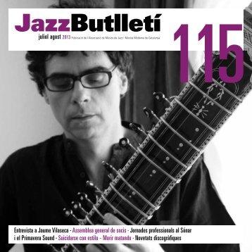 jazz butlleti 115