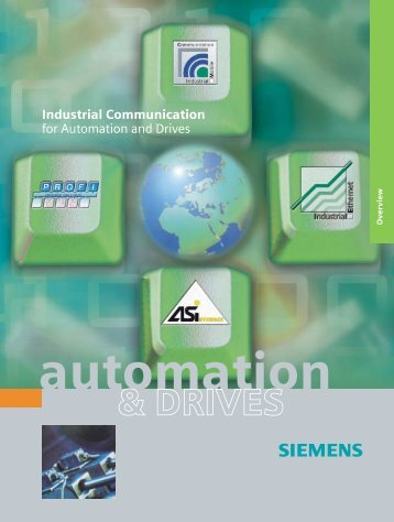 Industrial Communication for Automation and Drives - Induteq