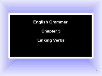 Grammar_Chapter_5.14.. - Be Cruciform!