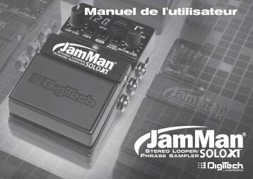 Manuel de l'utilisateur - Digitech
