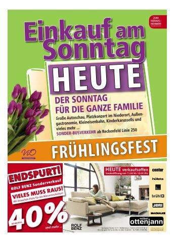 Grevener Frühlingsfest 2014