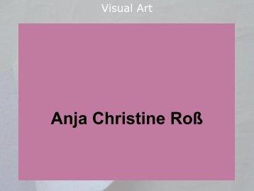 Portfolio_Anja Christine Roß_2014