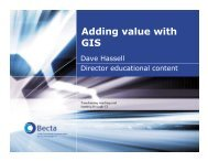 'Becta presentation from Dave Hassell' (pdf)