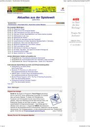 spielbox-online - Das Magazin für Brettspiele und Kartenspiele